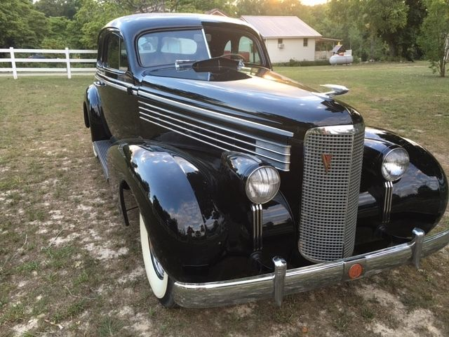 1938 cadillac Lasalle for sale photos technical specifications
