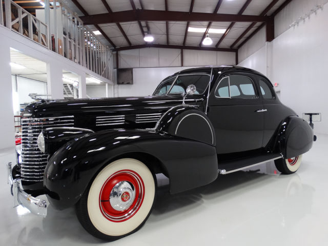 1938 Cadillac Other Series 60 Opera Coupe, 1 OF 3 KNOWN TO EXIST TODAY