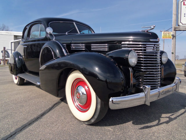 1938 Cadillac Other dual side-mount