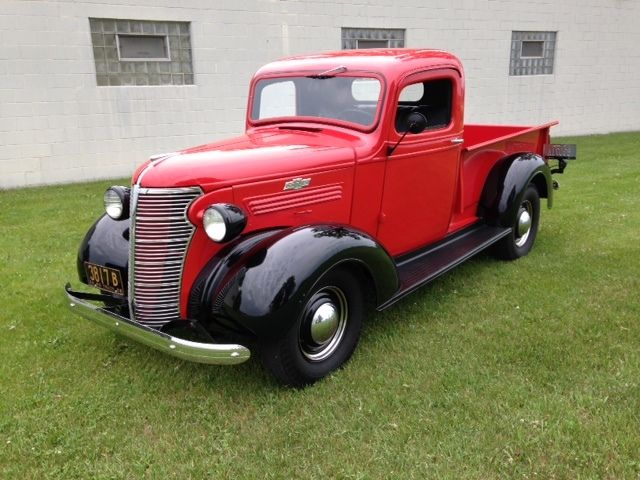 19380000 Chevrolet Other Pickups