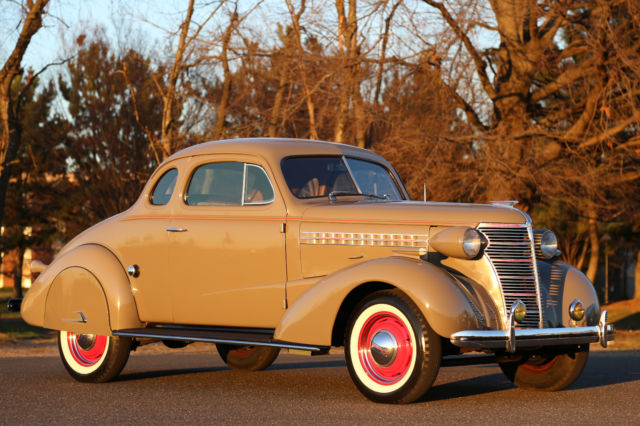 1938 Chevrolet Other MASTER DELUXE 2-DR COUPE
