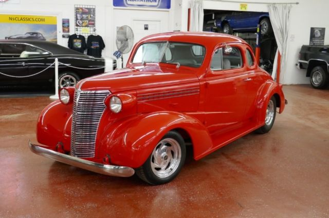1938 Chevrolet Other -5 WINDOW CLASSIC-REAL NICE PAINT-LEATHER INTERIOR
