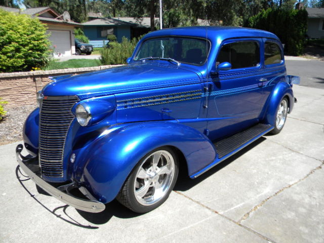 1938 chevrolet two door sedan street rod custom for sale for 1938 chevrolet 4 door sedan