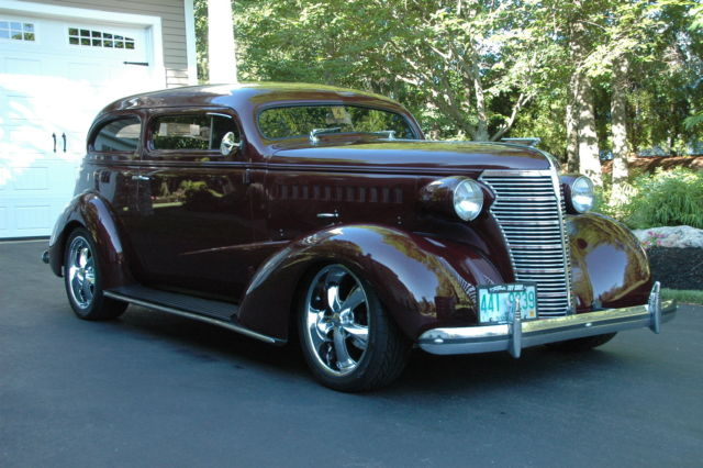1938 Chevrolet Two Door Sedan