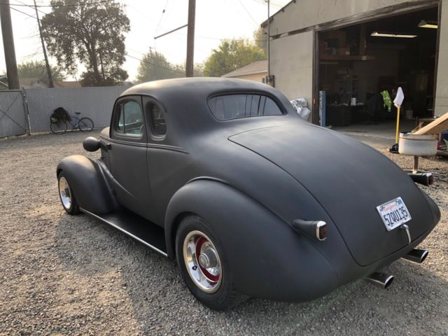 1938 Chevy Coupe Hot Rod Project For Sale Photos