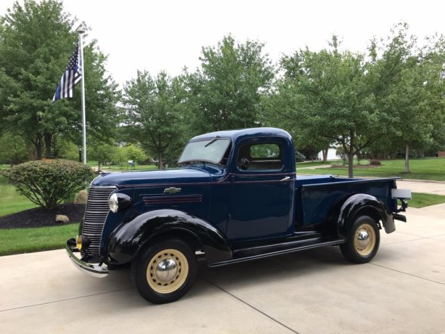 1938 Chevrolet Other Pickups Half Ton