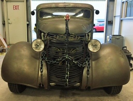 1938 Chevrolet Other Pickups 1/2 ton