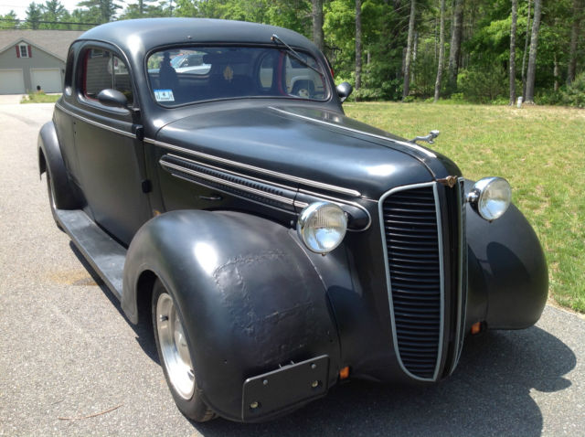 1938 dodge coupe for sale photos technical