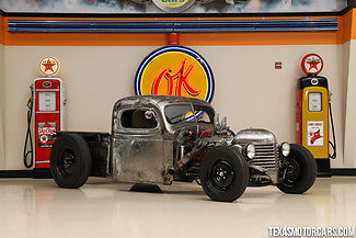 1938 Dodge Other RAT ROD