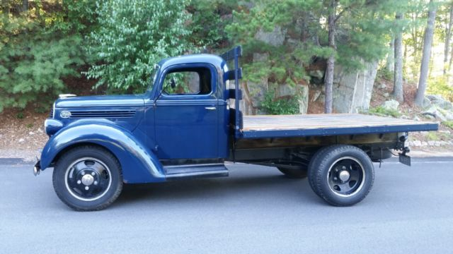 1938 ford 1 ton truck for sale photos technical specifications description. Black Bedroom Furniture Sets. Home Design Ideas