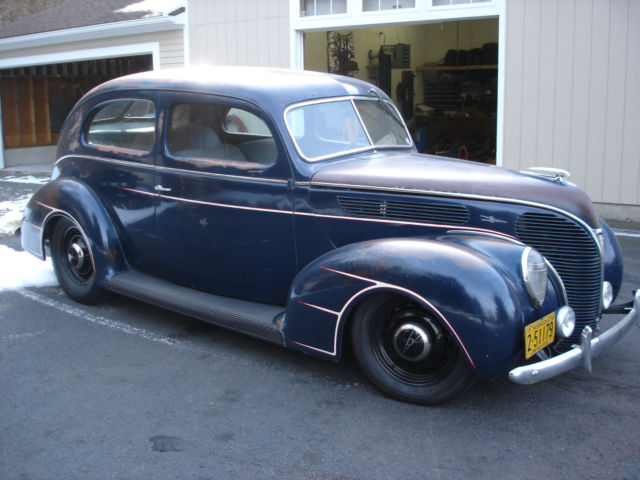 1938 ford 2 door sedan hot rod rat rod 1932 for sale for 1938 ford 4 door sedan