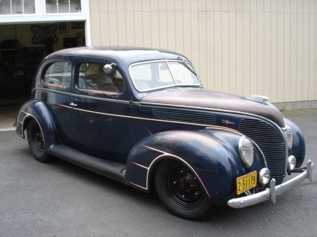 1938 ford 2 door sedan hot rod rat rod 1932 for sale for 1938 ford 2 door coupe