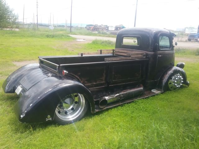 1938 ford coe hot rod dually truck midengine 10 lug alcoa patina ratrod custom for sale photos. Black Bedroom Furniture Sets. Home Design Ideas