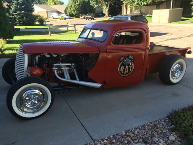 1938 Ford Other FORD RAT ROD PICKUP