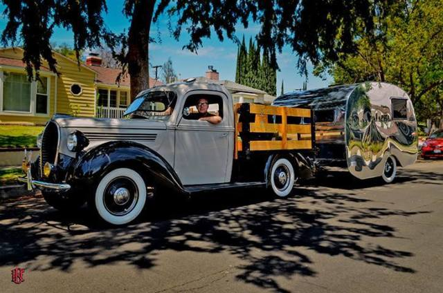 1938 ford pickup stakebed flathead v8 for sale photos technical specifications description. Black Bedroom Furniture Sets. Home Design Ideas