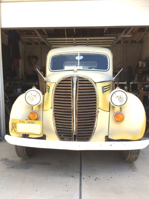 1938 Ford Other Pickups