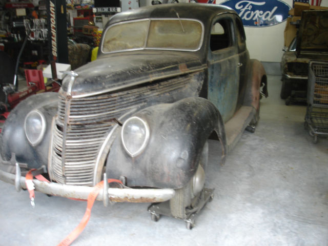 1938 Ford Standard Coupe For Sale Photos Technical
