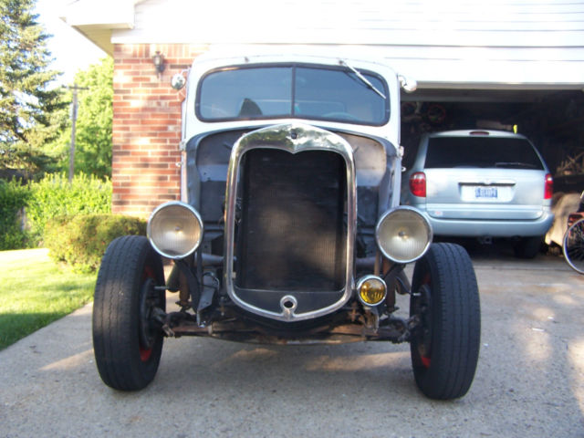 1938 Ford Other Pickups 1/2 ton short wheel base Rat Rod