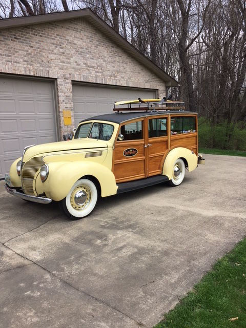 1938 Ford Other Woody