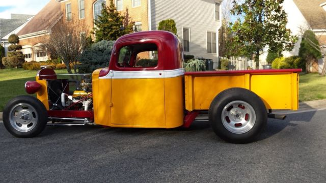 1938 Gmc Truck Hot Rod For Sale Photos Technical Specifications