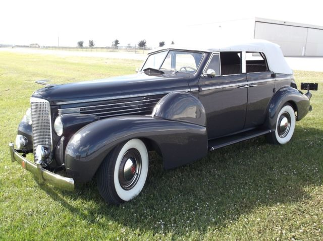 1938 Other Makes LaSalle Model 5049