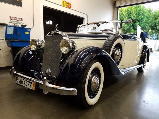 1938 Mercedes-Benz Other