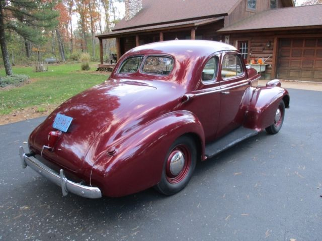 1938 oldsmobile business coupe for sale photos technical for 1938 oldsmobile 2 door sedan