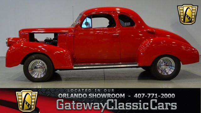 1938 Oldsmobile Coupe