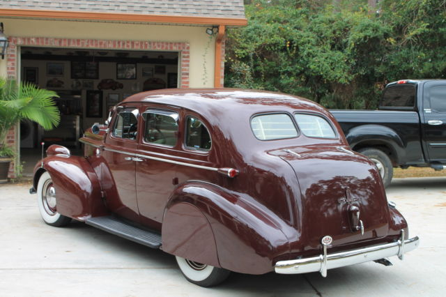 1938 Oldsmobile Other DELUXE CRUISER
