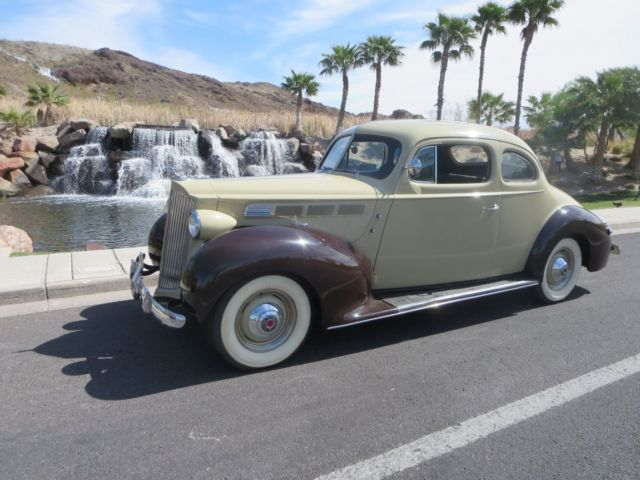 1938 Packard 2 door Club Coupe