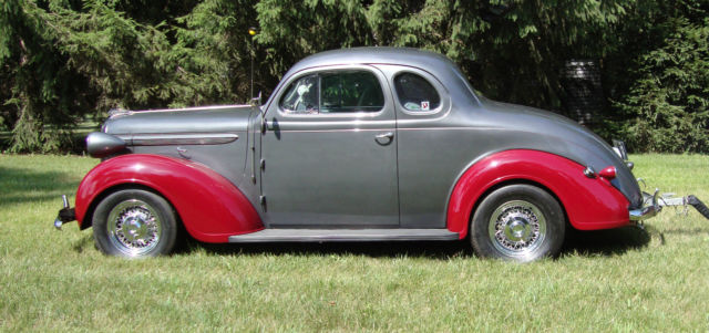 1938 Plymouth Business