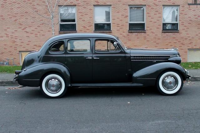 1938 pontiac 8 touring sedan model 28 frame off for 1938 chevy 4 door sedan for sale
