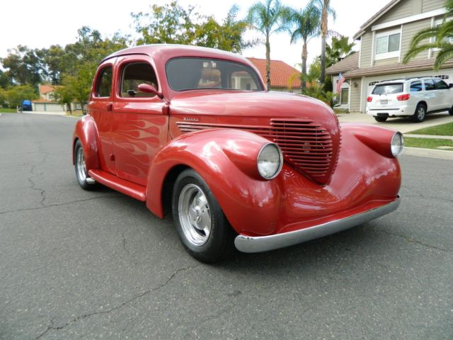 1938 Willys Sedan Hot Rod