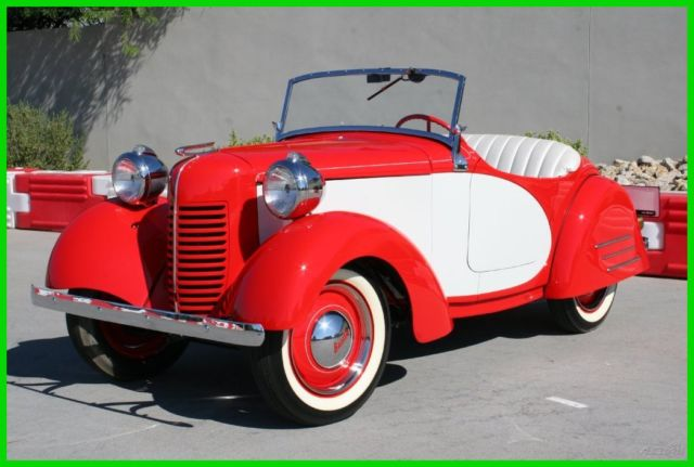 1939 Other Makes Bantam