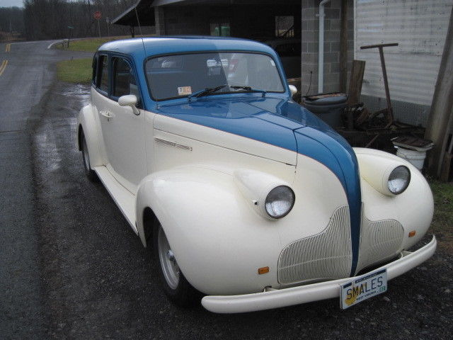 1939 Buick 4 Door Special Series Street Rod 350 Chevy Auto With Air