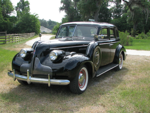 1939 Buick Century Sedan No Reserve For Sale Photos