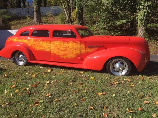 1939 Buick Hot Rod Custom With 383 Chevy Stroker V8 Street Ready