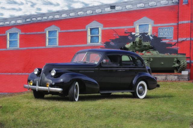 1939 Buick Roadmaster Series 80 Sedan Antique Cars For Sale Photos