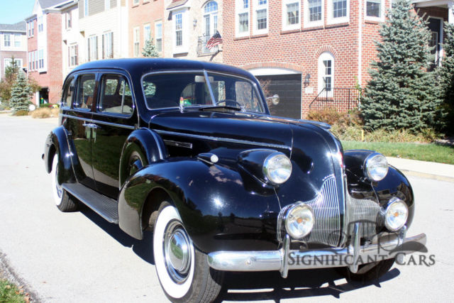 1939 Buick Other Series 91 Limited Touring Sedan