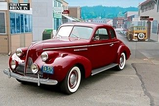 1939 Buick Other Coupe