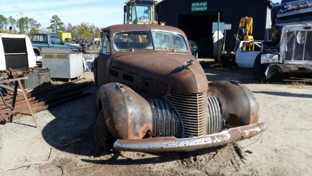 1939 Cadillac for sale: photos, technical specifications ...