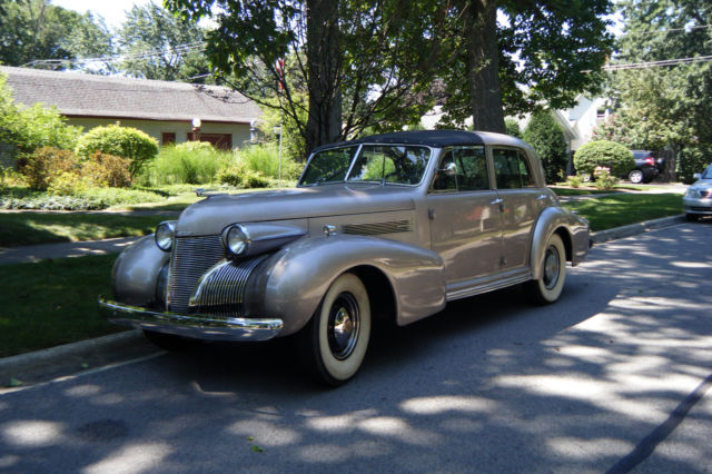 1939 Cadillac Other Town Car / Durham