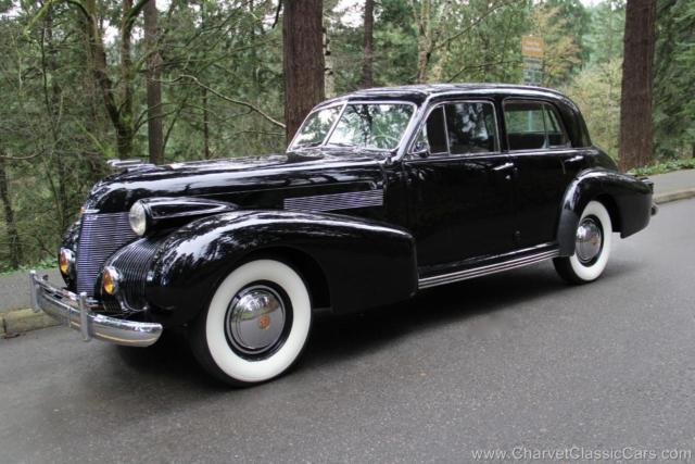 1939 Cadillac Fleetwood 60 Special. Excellent! See VIDEO.