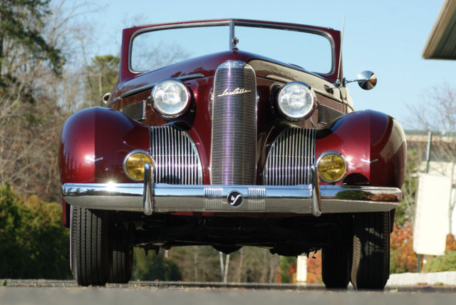 1939 Cadillac Other Lasalle Convertible