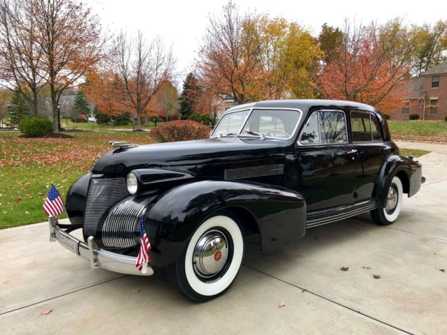 1939 Cadillac Sixty Special Fleetwood
