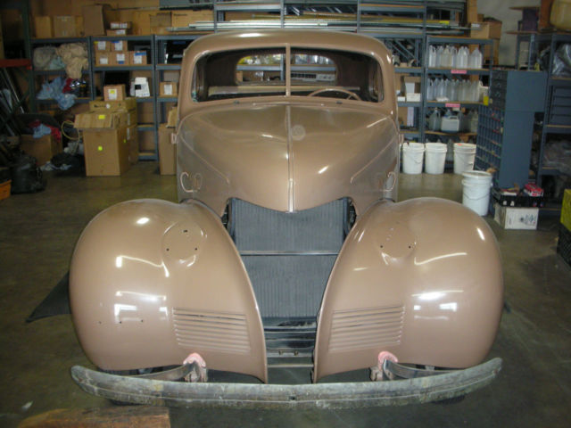 1939 Chevrolet Other Business Coupe