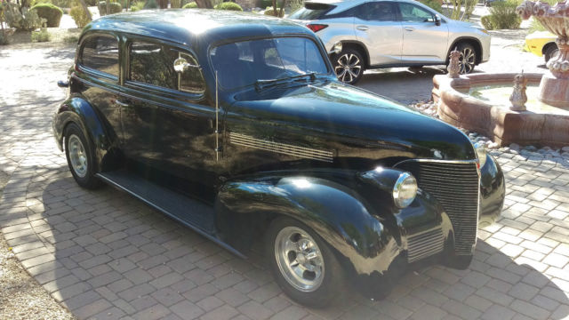 1939 chevrolet master deluxe 2 door sedan custom street for 1939 chevy 2 door sedan