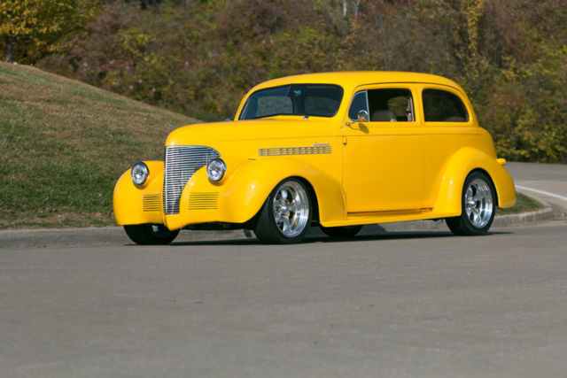 Street Rod Air Conditioners : Chevrolet street rod all steel air conditioning chevy