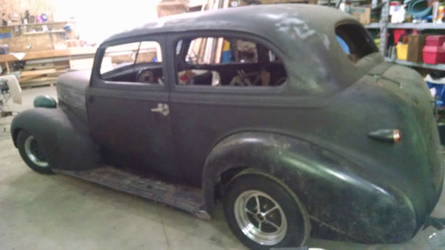 1939 chevy 2 door sedan street rod rat rod project for for 1939 chevy 2 door sedan for sale
