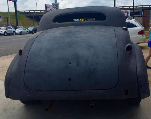Landers Used Cars >> 1939 Chevy Coupe Rat Rod / Hot Rod / Custom / Project Car for sale: photos, technical ...